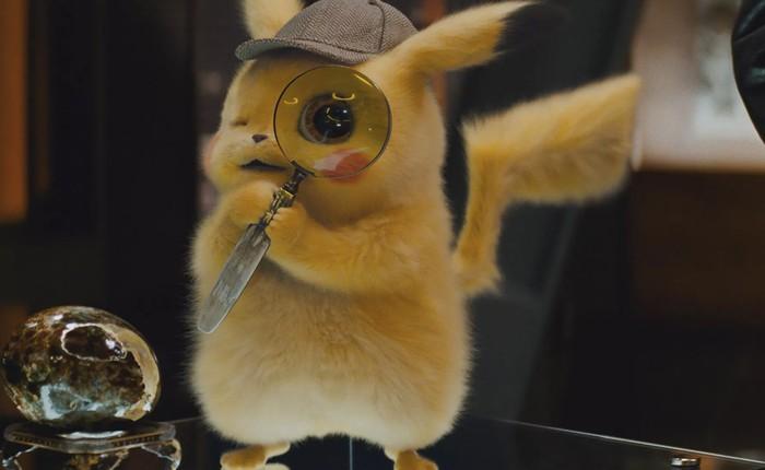 Thám tử Pikachu vượt mặt Warcraft trở thành phim dựa theo game có doanh thu cao nhất lịch sử