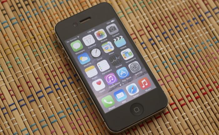 iPhone 4S, iPhone 5, iPad 2 bất ngờ nhận được bản cập nhật iOS mới