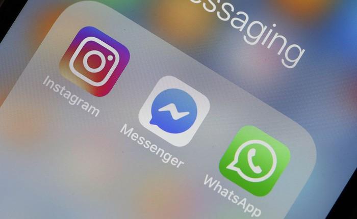 Không phải đối thủ bên ngoài, chính các ứng dụng nội bộ mới là mối đe dọa đến sự sinh tồn của Facebook