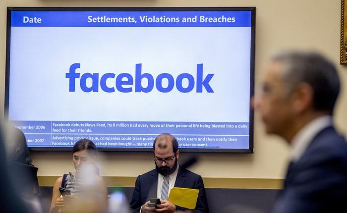 FTC cáo buộc Facebook lạm dụng số điện thoại người dùng và công nghệ nhận diện khuôn mặt