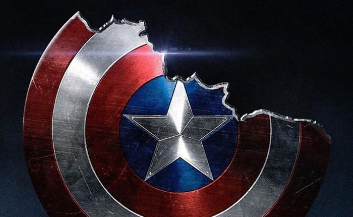Tại sao trong vũ trụ điện ảnh của Marvel, khiên của Captain America lại được làm từ Vibranium thay vì Adamantium giống như trong truyện ?
