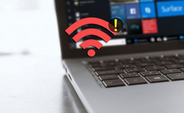 Cách xem và thay đổi mật khẩu Wi-Fi đã kết nối trên máy tính Windows 10
