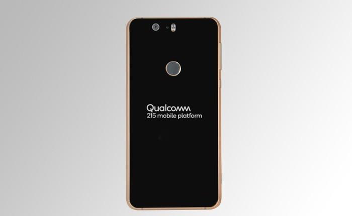 Qualcomm giới thiệu chip Snapdragon 215 – 64-bit, hỗ trợ camera kép và vẫn sử dụng quy trình 28nm