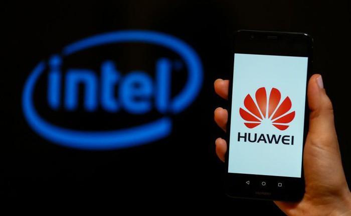 Intel đã bán hàng trở lại cho Huawei