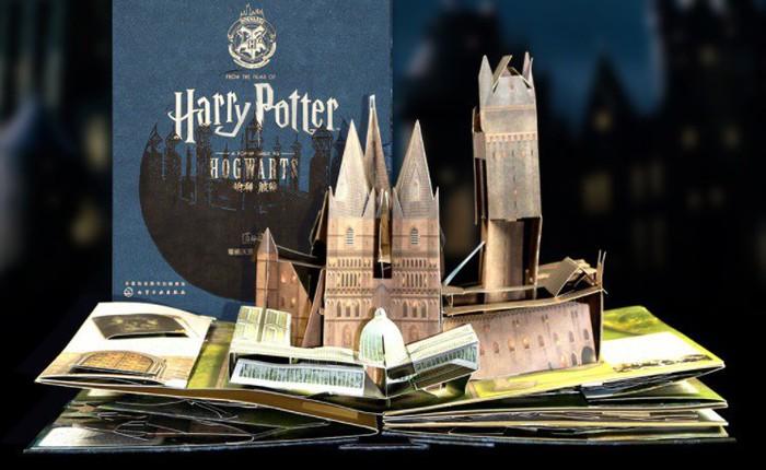 Xiaomi bán cuốn sách 3D Harry Potter độc quyền với giá 47 USD