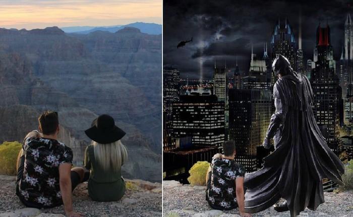 Thanh niên lên mạng nhờ vả xóa bạn gái cũ trong bức ảnh chụp chung và cái kết chết cười với các thánh Photoshop