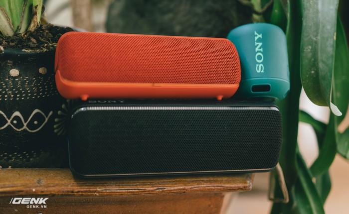 Trải nghiệm bộ 3 loa Sony Extra Bass 2019 - Công thức không đổi nhưng khó để phàn nàn