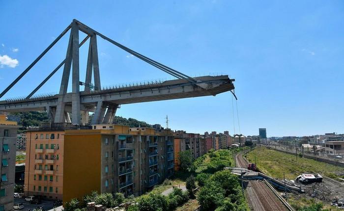 Vệ tinh không chỉ dẫn đường, giám sát thiên tai mà đã có thể dự đoán khi nào một cây cầu sắp sập