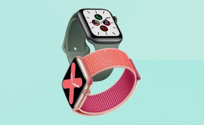 Apple Watch Series 5 vs Series 4: đã đến lúc nâng cấp?