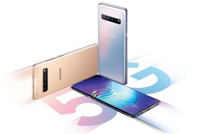 Samsung hi vọng thúc đẩy hoạt động kinh doanh smartphone tại Trung Quốc với các thiết bị 5G