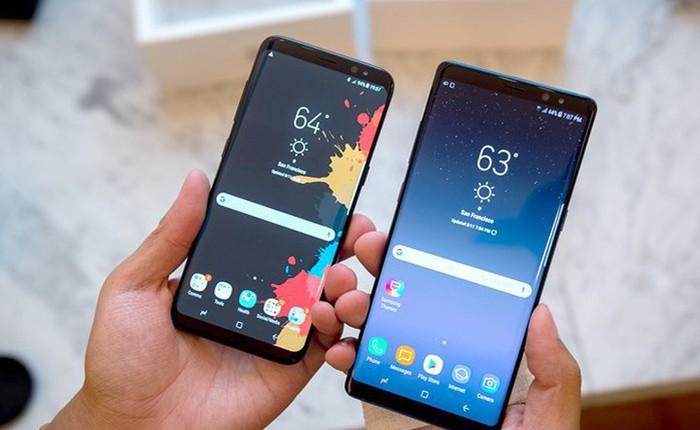 Từng là flagship một thời, vì sao Galaxy S8 và Galaxy Note 8 không được Samsung cập nhật lên Android 10?