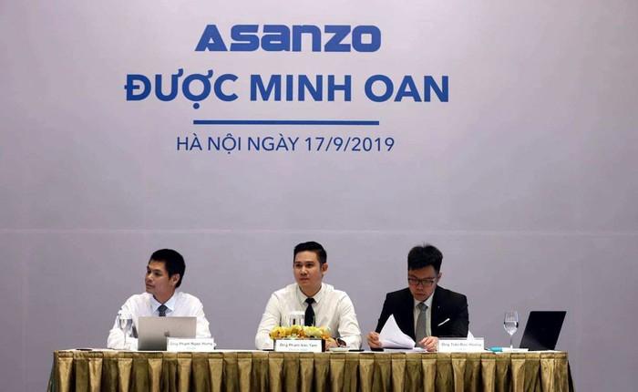Sharp tuyên bố văn bản mà Asanzo dùng để minh oan là giả mạo, sẽ tiến hành khởi kiện