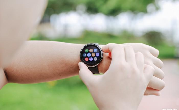 Trên tay smartwatch Amazfit Verge 2: Thiết kế đẹp và cứng cáp, nhiều tính năng thông minh, giá 3.7 triệu đồng