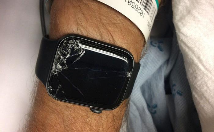 Nhờ đeo Apple Watch, cụ ông tại Mỹ may mắn được cứu sống khi bị chấn thương sọ não do ngã xe