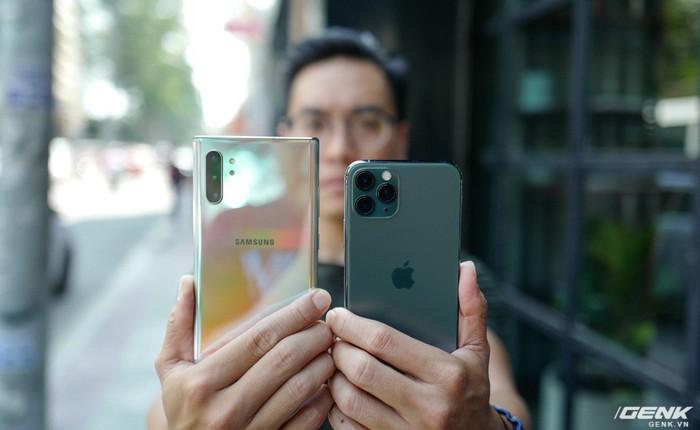 Kết quả bình chọn đọ camera iPhone 11 Pro và Galaxy Note10+: hơn 24.500 bình chọn dành cho ảnh bên phải