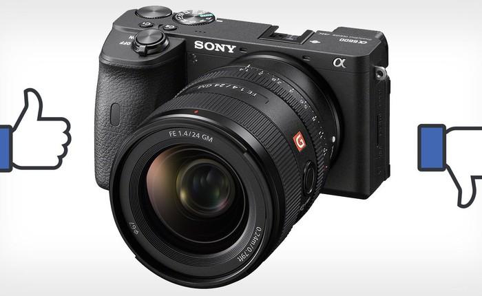 Phân tích cấu hình máy ảnh Sony A6600 mới được ra mắt: Bom tấn hay bom xịt?