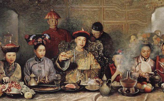 Phong tục đón Tết Nguyên Đán bên trong Tử Cấm Thành của các vị vua nhà Thanh
