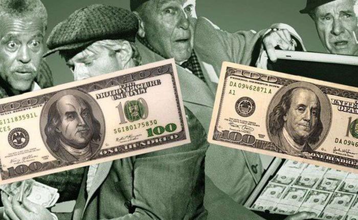 Ai cũng biết tiền trên phim không phải thật nhưng bạn có thắc mắc nó được tạo ra như thế nào?