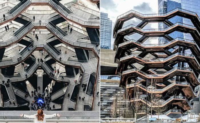 """Ghé thăm toà nhà mới nổi được ví như """"siêu kiến trúc"""" của New York, phức tạp và đau đầu hơn tất cả người yêu cũ của bạn cộng lại"""