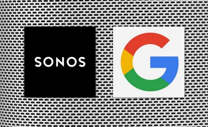 """Công ty chuyên về loa thông minh Sonos kiện Google vì """"trắng trợn"""" đánh cắp công nghệ của hãng cho Google Home"""