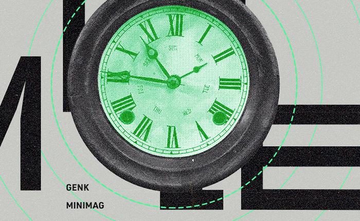 Thời gian tồn tại hay không tồn tại: Chúng ta phải làm gì để sống chậm lại và ý nghĩa hơn?