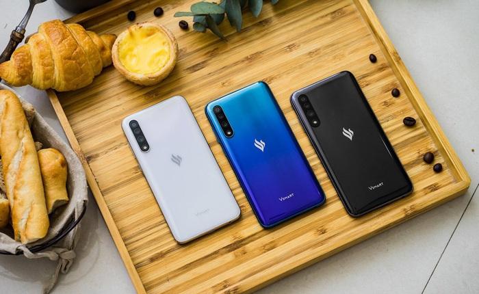 Phó TGĐ VinSmart: 'Cuối 2020, mẫu điện thoại cao cấp của Vsmart sẽ ra mắt thị trường'