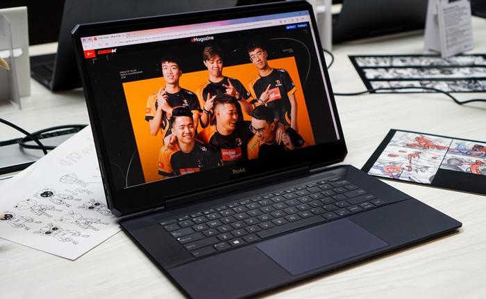 Cảm nhận nhanh ProArt StudioBook One: Workstation mạnh, đẹp đến từ nhà ASUS