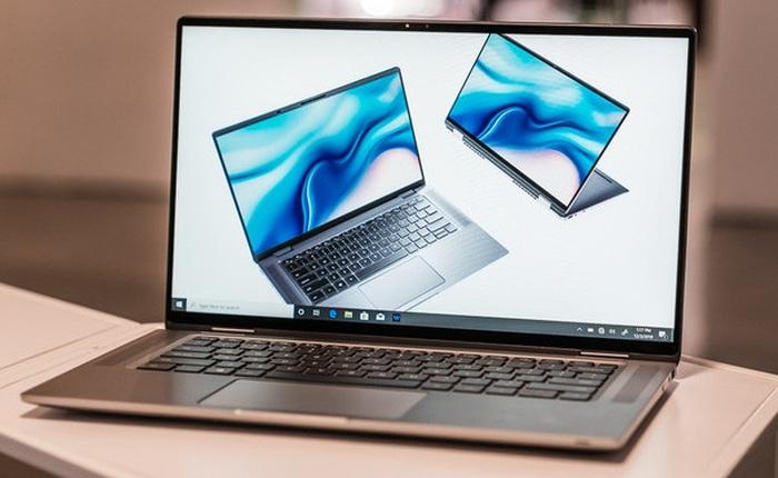 [CES 2020] Dell giới thiệu Latitude 9510, tích hợp cả 5G và AI, thời lượng pin đến 30 giờ