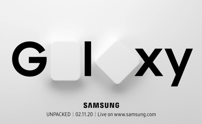 Samsung vừa xác nhận sự kiện ra mắt Galaxy S11 sẽ diễn ra vào ngày 11 tháng 2