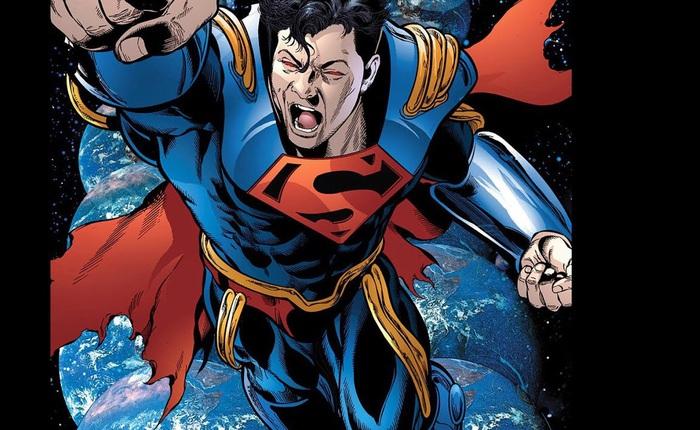 Shazam trở thành nạn nhân xấu số đầu tiên dưới tay của kẻ phản diện mạnh nhất vũ trụ DC