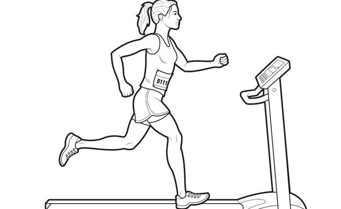 Ảo giác máy chạy bộ là gì: 100% những ai từng chạy bộ ở phòng gym đều sẽ thấy