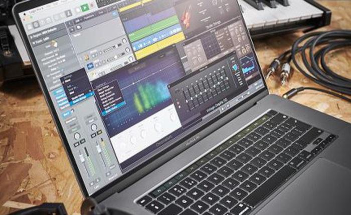 """Có hệ thống âm thanh hiện đại nhưng MacBook Pro 16 inch vẫn bị ca sĩ kỳ cựu chê bai có chất lượng âm thanh """"như món đồ chơi"""""""