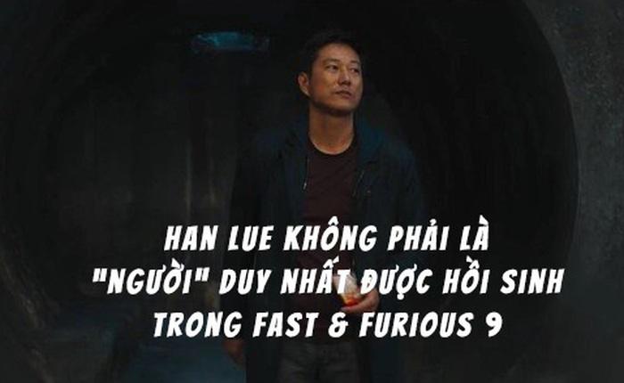"""Giống như Han Lue, """"dead phone"""" Hydrogen One bất ngờ được hồi sinh trong trailer Fast & Furious 9"""