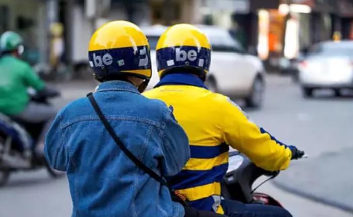 """Ứng dụng gọi xe """"be"""" bắt buộc tài xế đeo khẩu trang để phòng dịch virus corona"""