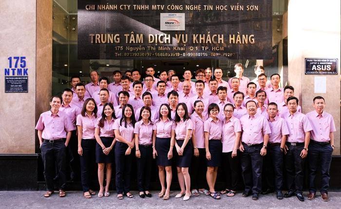 Viễn Sơn ra mắt dịch vụ sửa nguồn máy tính