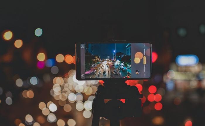 """Thử thách bóng tối cùng Bphone B86, xem """"nhiếp ảnh điện toán"""" có thể làm được gì"""