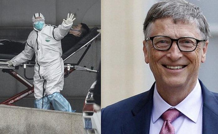 """Đang yên đang lành, tỷ phú Bill Gates bỗng dưng bị cộng đồng anti-vaccine lên án là """"kẻ chủ mưu"""" tung virus corona để đe dọa nhân loại"""