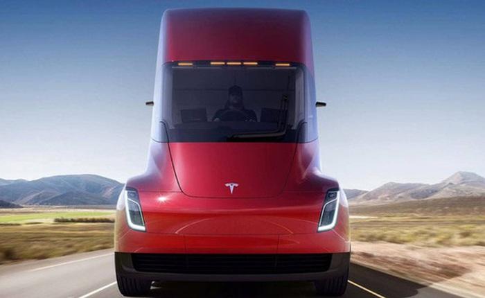 Cổ phiếu của Tesla lên mức 1.000 USD sau khi Elon Musk lộ thêm thông tin về siêu xe tải Tesla Semi