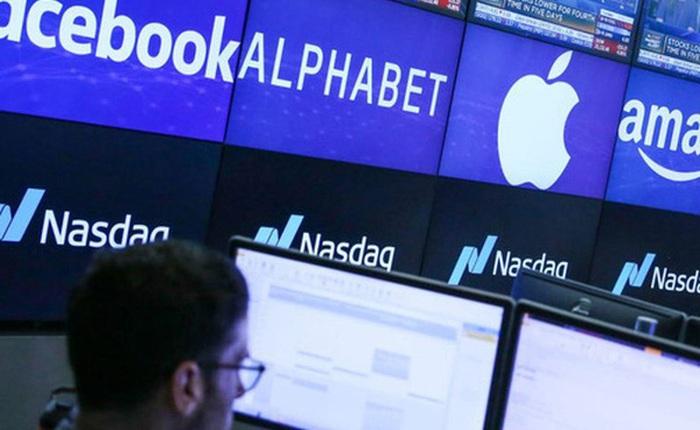 Vốn hoá của 6 công ty công nghệ lớn nhất Phố Wall 'bốc hơi' hơn 1 nghìn tỷ USD chỉ trong 3 ngày