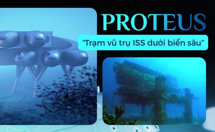 Đại công trình được Forbes ví là 'ISS dưới biển sâu': Có cổng Mặt Trời hồ Mặt Trăng, nhưng thứ quý nhất lại không nhìn thấy