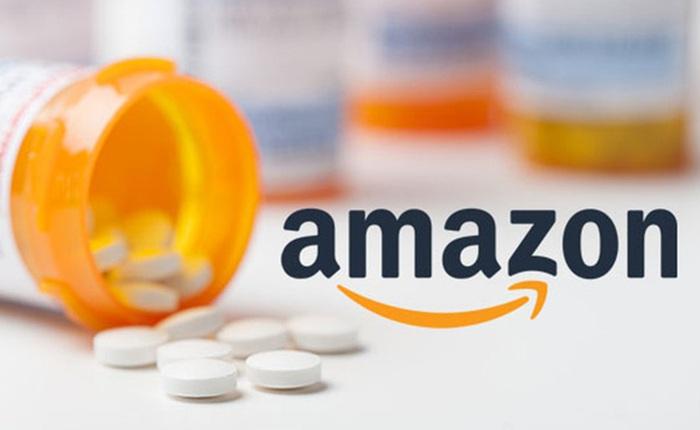 Mở tiệm thuốc online, Amazon gây cơn chấn động ngành dược phẩm toàn cầu