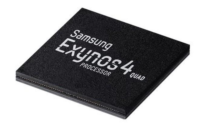 Samsung công bố chip Exynos 4 Quad công nghệ 32nm HKMG, có thể xuất hiện trên Galaxy S III