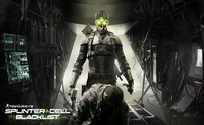 """Lén lút một cách """"hoàn hảo"""" trong Splinter Cell: Black List"""