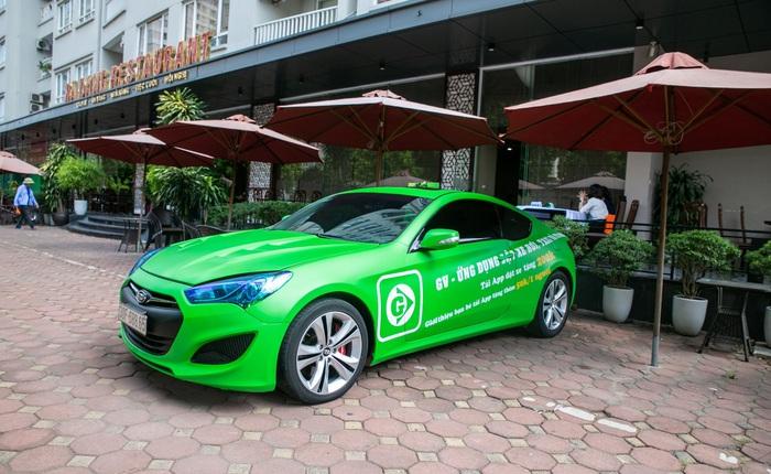 Thêm một ứng dụng gọi xe công nghệ 'Made in Vietnam' gia nhập thị trường