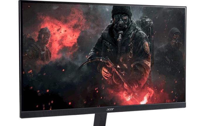 Acer chiều lòng người dùng với dải sản phẩm màn hình tầm trung 75Hz