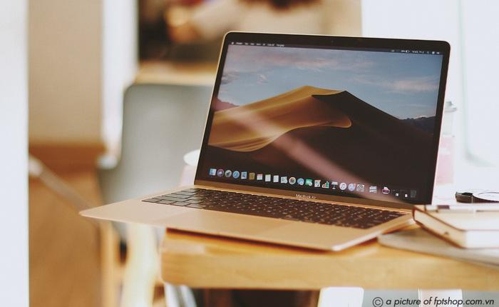 MacBook Air 13 inch chính hãng tại FPT Shop chỉ còn từ 19,49 triệu