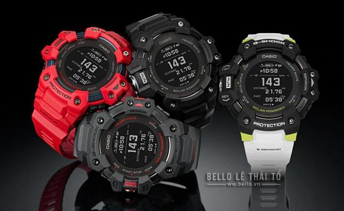Top 5 dòng đồng hồ G-Shock Bluetooth được ưa thích hiện nay