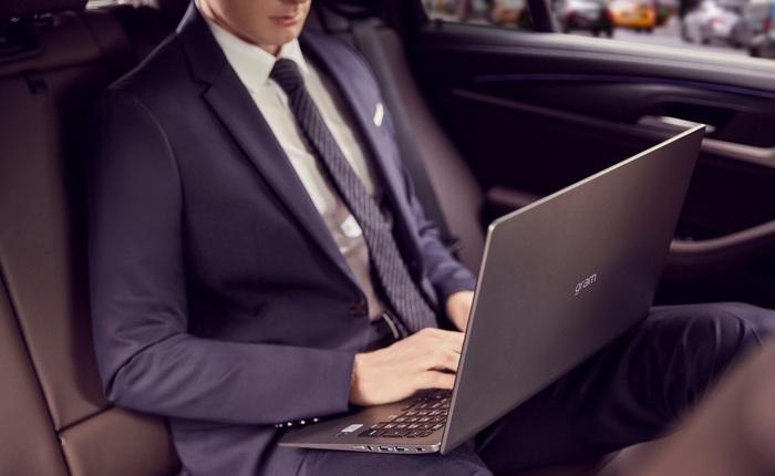 LG gram 17 - phá vỡ giới hạn của một chiếc laptop thông thường