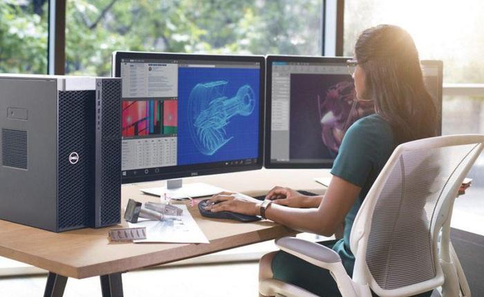 Dell thể hiện vị thế dẫn đầu với hàng loạt giải pháp hỗ trợ làm việc từ xa