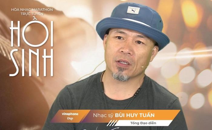Hoà nhạc trực tuyến thiện nguyện với sự tham gia của 30 nghệ sĩ hàng đầu Việt Nam